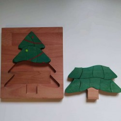 Puzzle Sapin